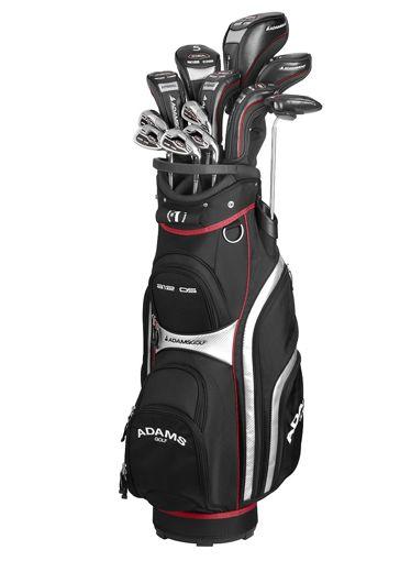 Adams A12 Os 12 Piece Golf Set 699 99