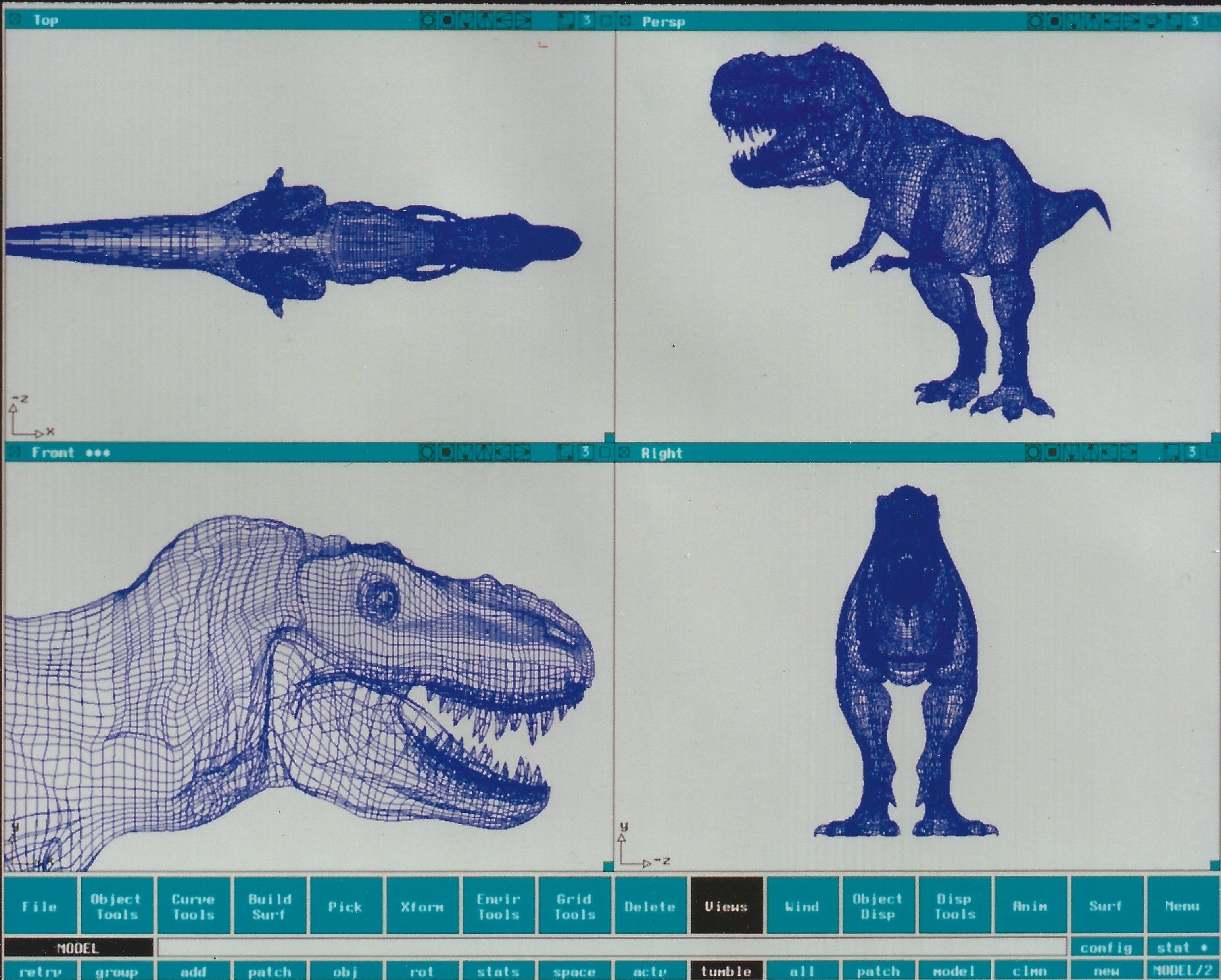 How 4 Minutes Of Cgi Dinosaurs In Jurassic Park Took A Year To Make Jurassic Park Dinosaur Jurassic Park World