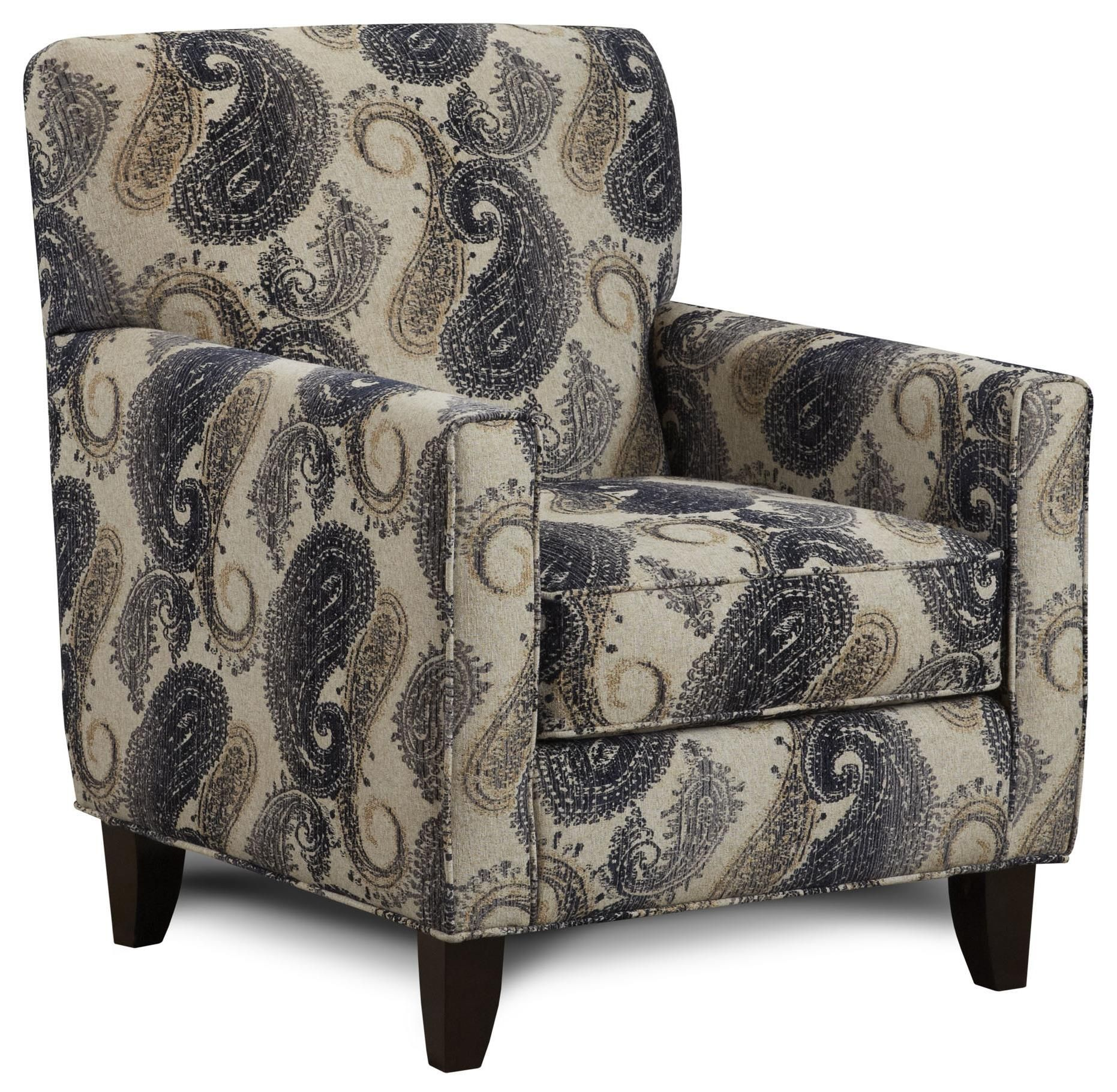 702 Accent Chair by Fusion Furniture Fusion furniture