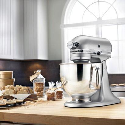 Kitchenaid Artisan 5 Qt Stand Mixer In Contour Silver 279 99