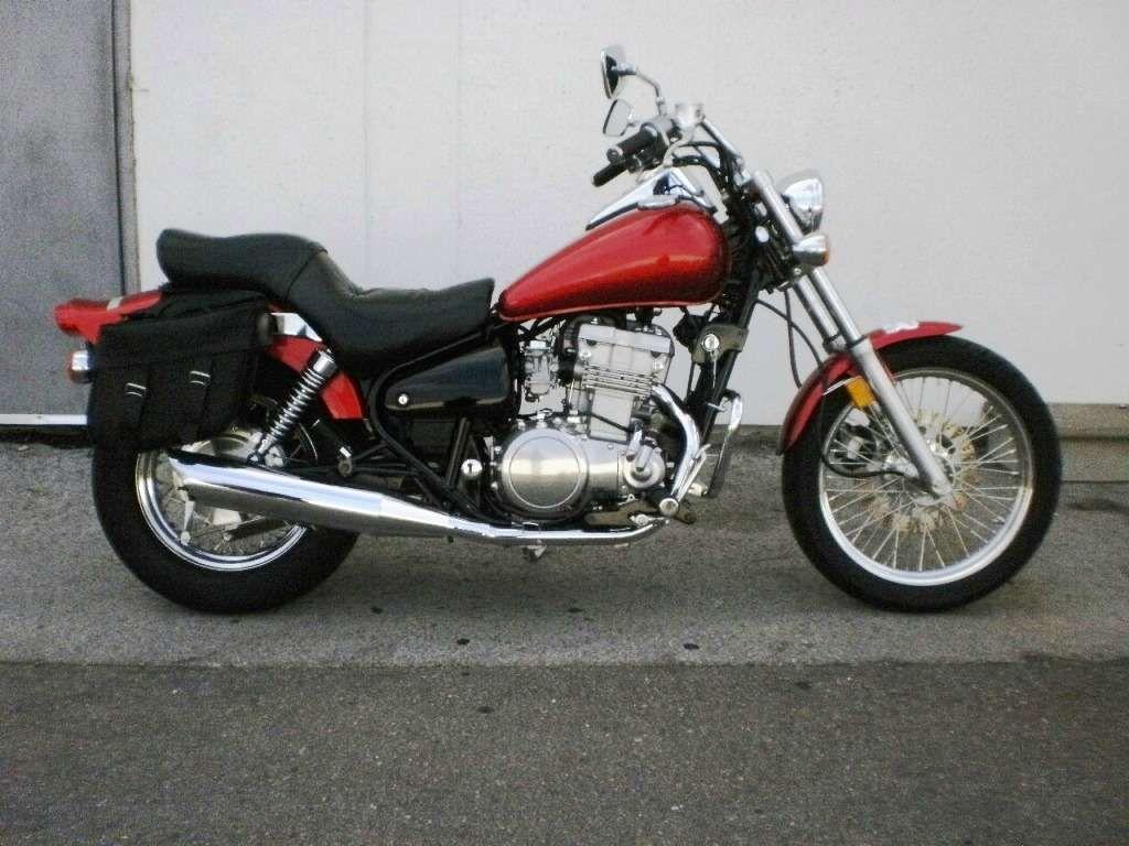 2006 Kawasaki Vulcan® 500 LTD