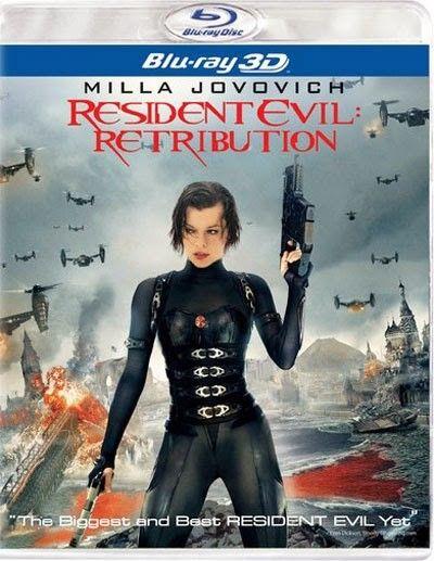 film resident evil retribution (2012) dvdrip