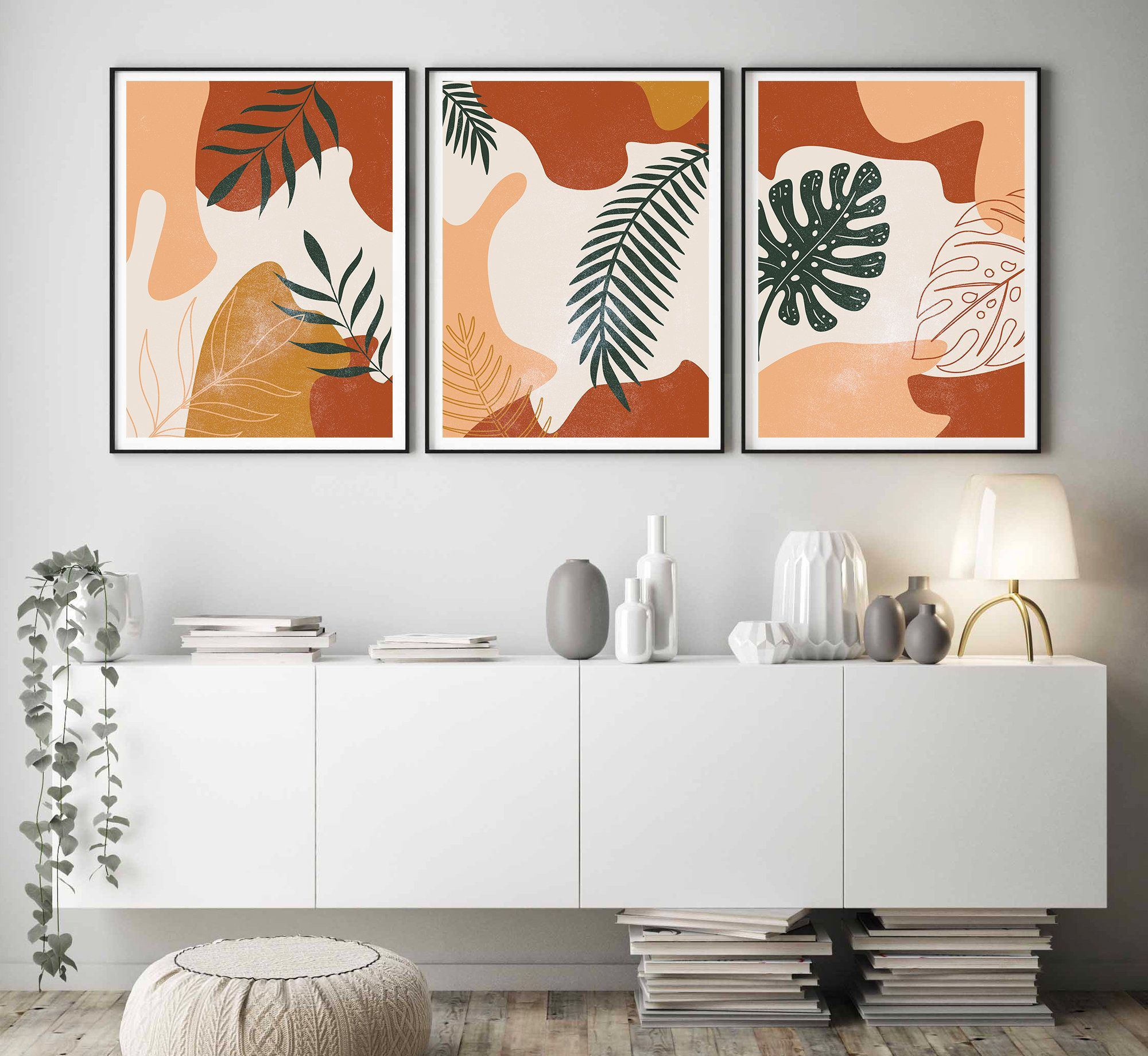 10 Best Wall Art Sets For Living Room