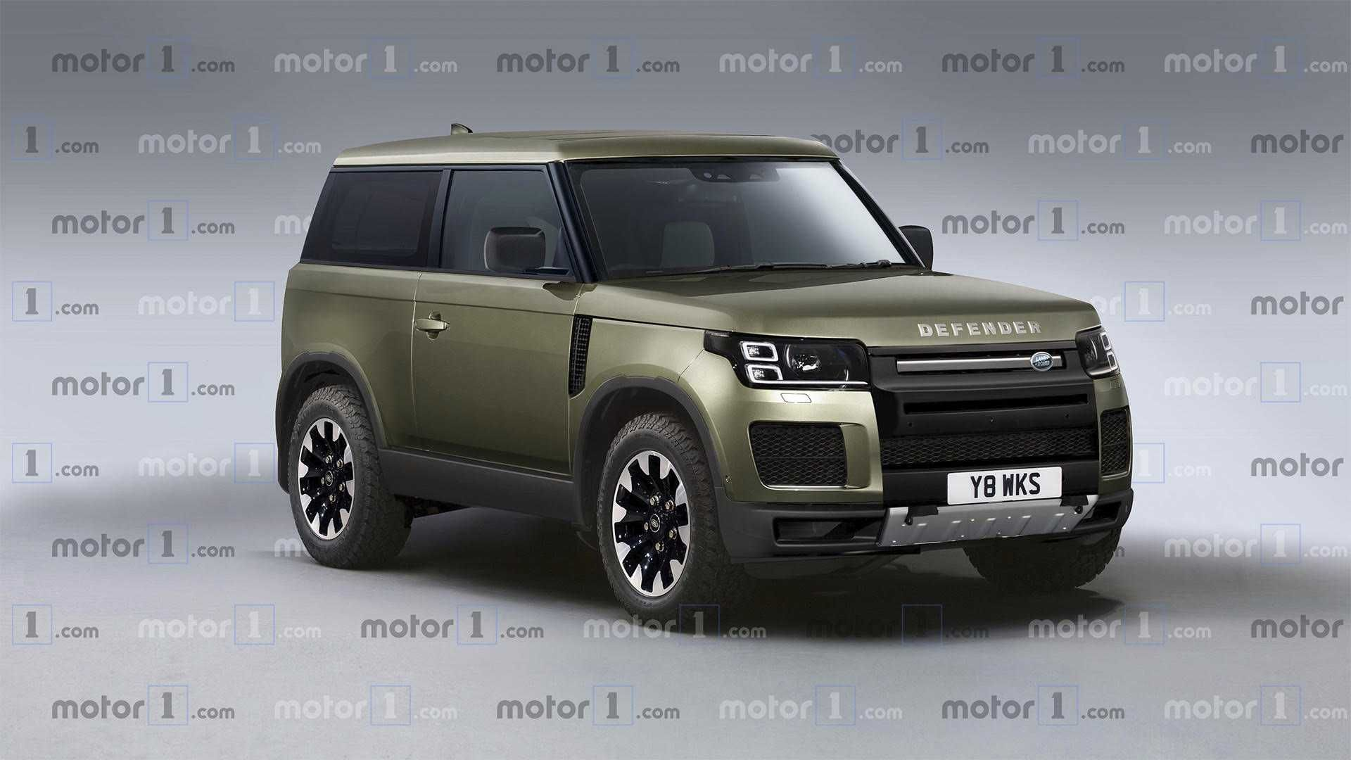 New Land Rover Defender Has Finally Unveiled 2019 News Land