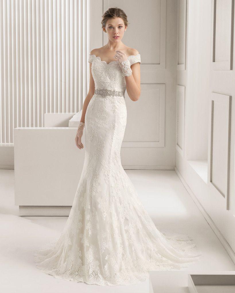 Rosa Clara brudklänning 2015 Santel Www.pwblogg.se