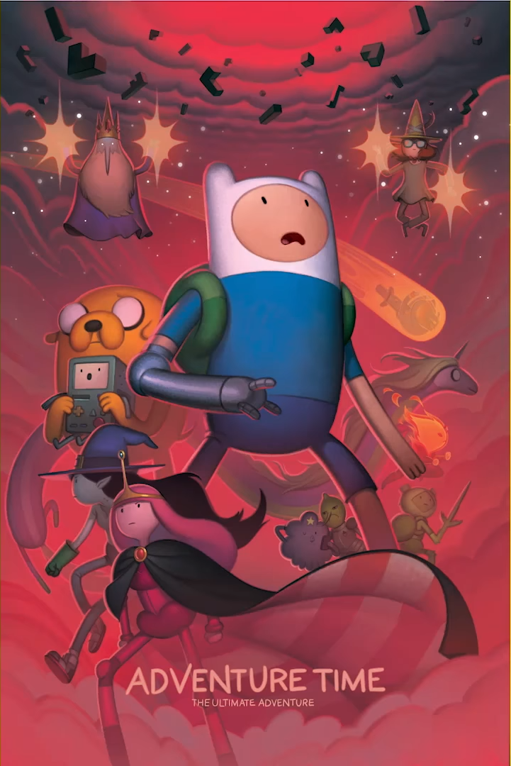 Come Along With Me Adventure time characters, Adventure