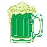 green beer clip art free | Green beer clip de arte Vectorial e Ilustraciones