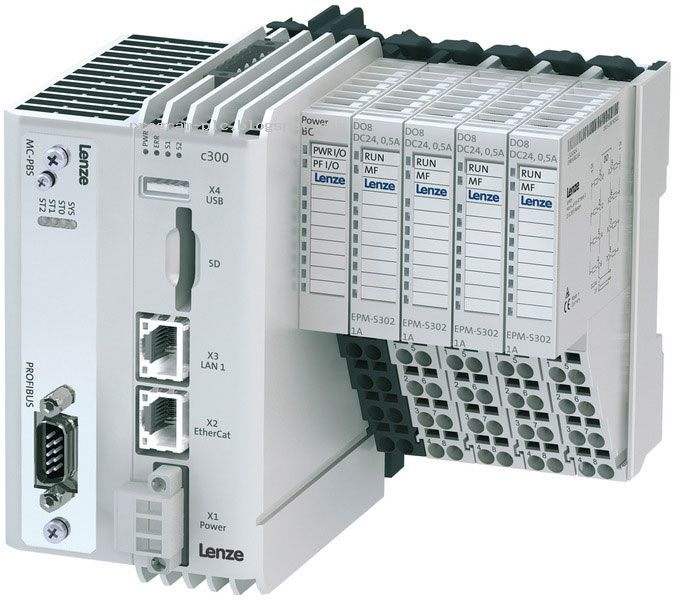Lenze Controller 3200 C Programmable Logic Controllers Computer