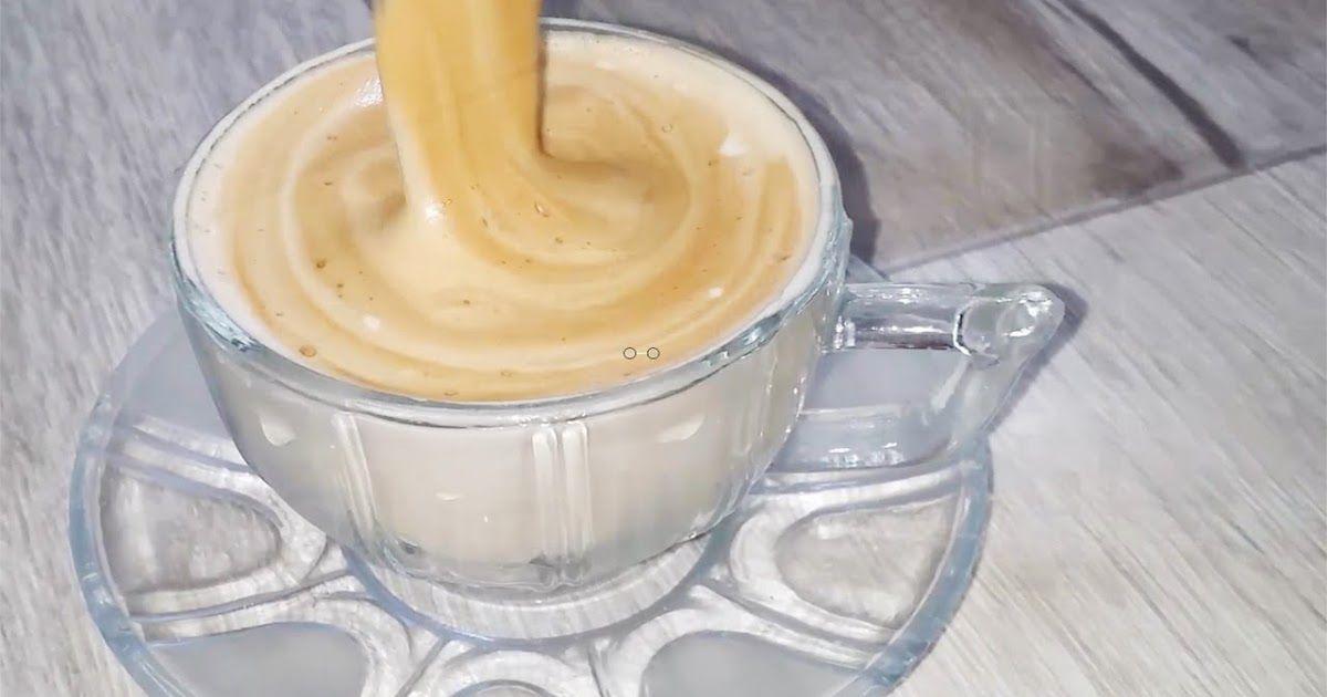 اسهل طريقة عمل الكابتشينو بالرغوة كريمة النسكافة مكونات نسكافيه بالرغوة 3 كوب ماء 7 ملاعق طعام حليب بودرة 3 ملعقة ط Food Desserts Peanut Butter