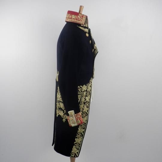 Uniform of Bonaparte for Marengo. ON STOCK, IN CHEST SIZE 96 CM.