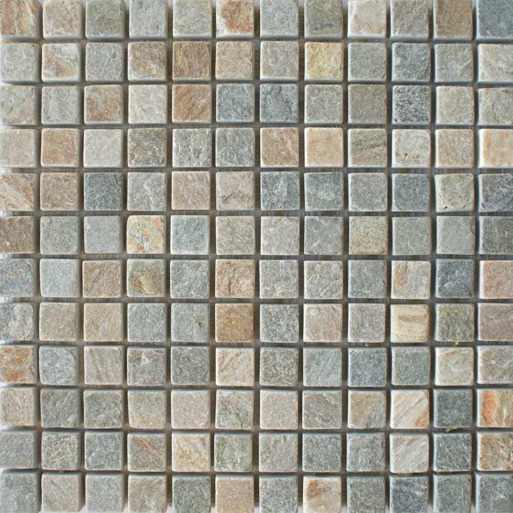 Splashback Tile Tectonic Harmony Green Quartz Slate And: Small Slate Tiles - Google Search