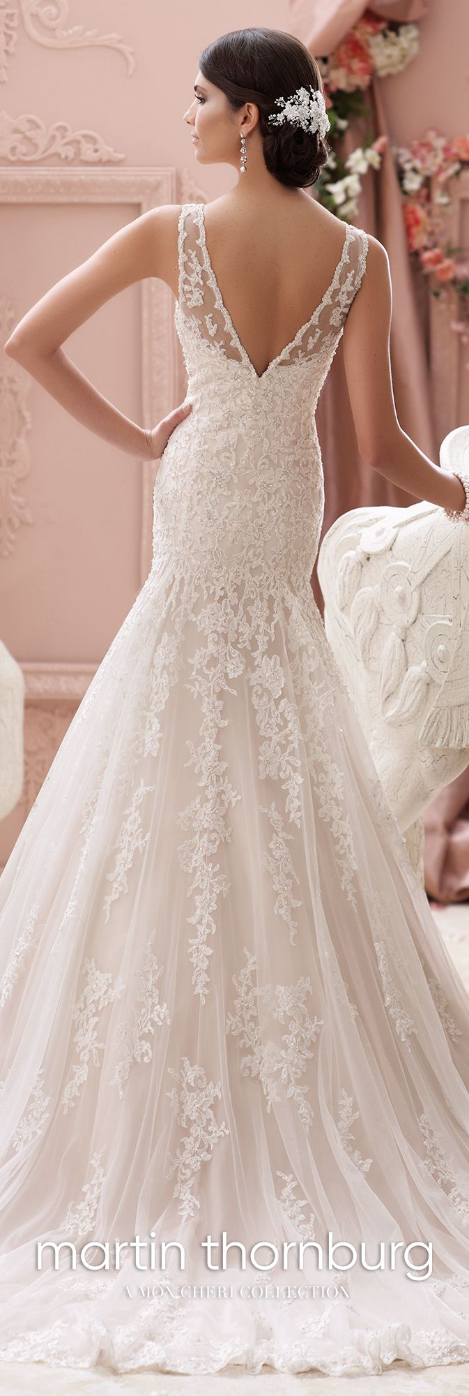 Unique wedding dresses fall martin thornburg wedding dress