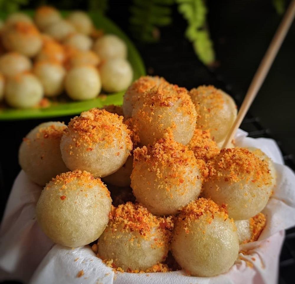 Resep Cimol Kopong Anti Meledak Jajanan Khas Bandung Yang Kering Kriuk Resep Resep Fotografi Makanan Makanan