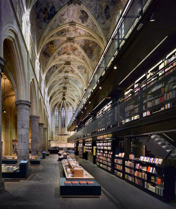 Selexyz Bookstore, Maastricht