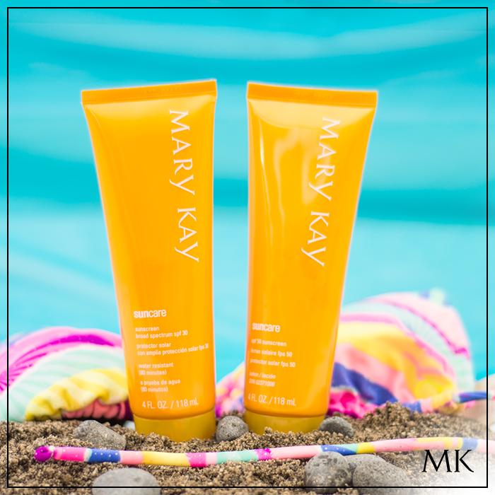 ¿Lista para salir a disfrutar tus vacaciones? No olvides proteger tu piel con nuestra Pantalla Solar FPS 50 Mary Kay protección alta.