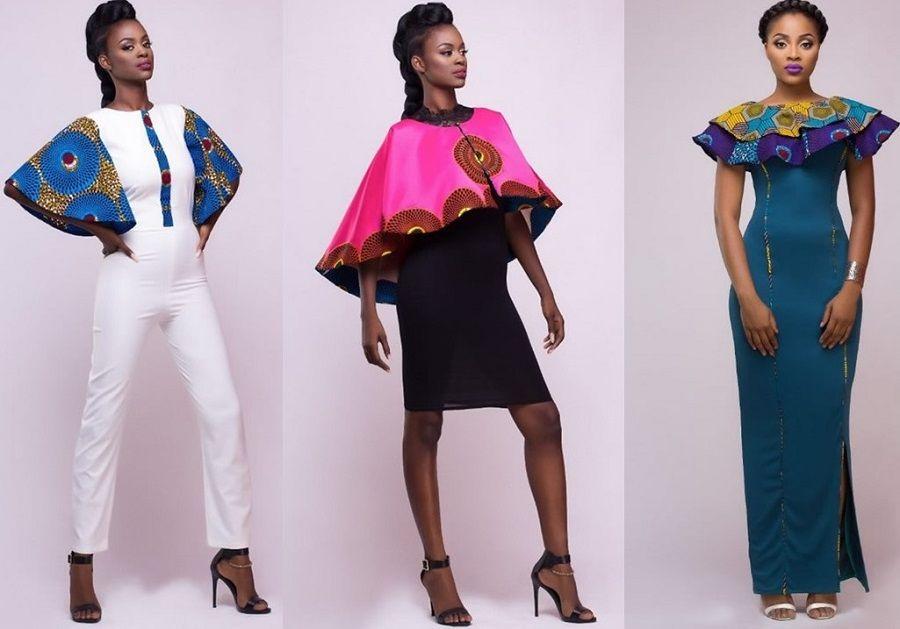 Encore une collection d'une marque ghanéenne plus que