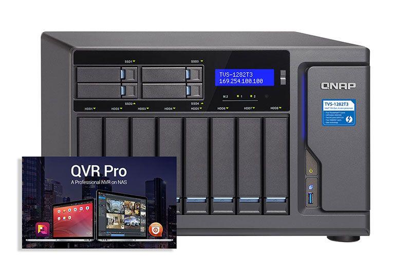 QNAP lanza QVR Pro basado para el IoT inteligente   IT/USERS