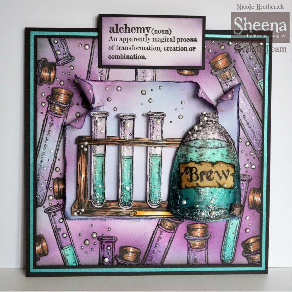 alchemy stamp sheena Alchemy Sheena Douglass Gallery