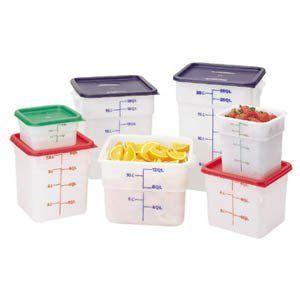 Restaurant Essentials Food Storage Container  Piece Set