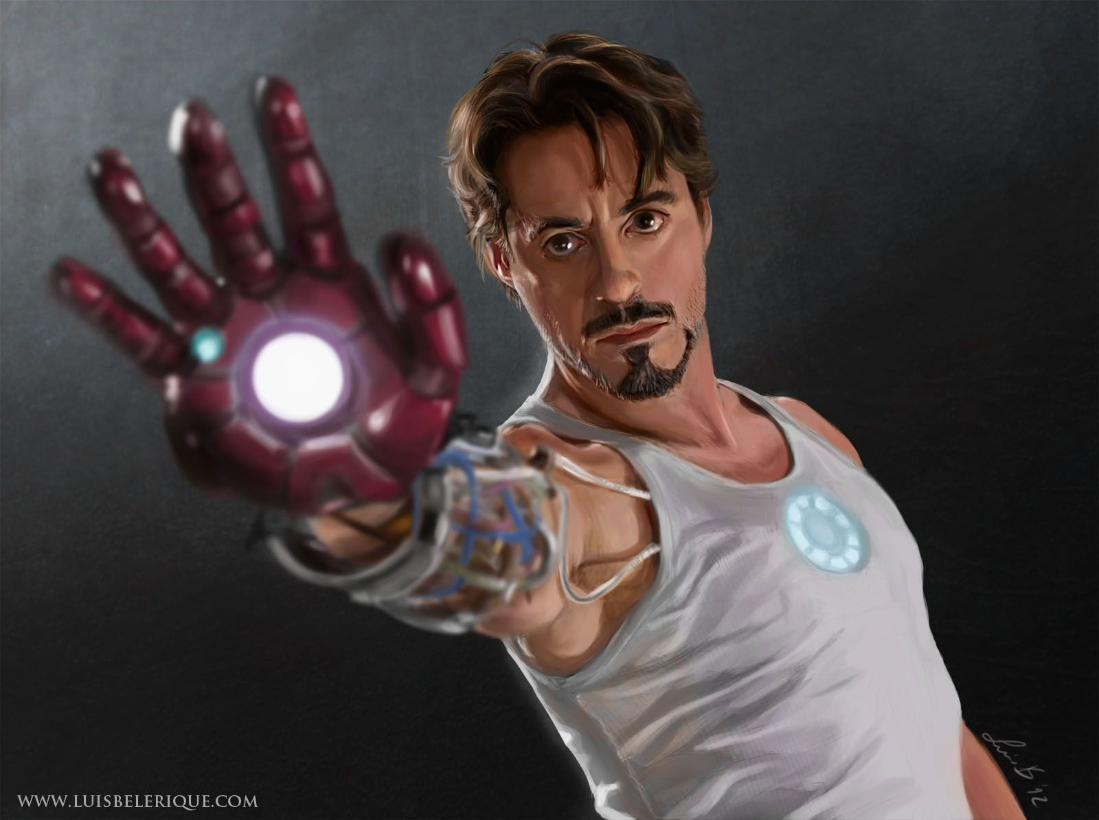 Fabulous Out All The Characters Robert Has Ever Played Tony Stark Is His Short Hairstyles Gunalazisus