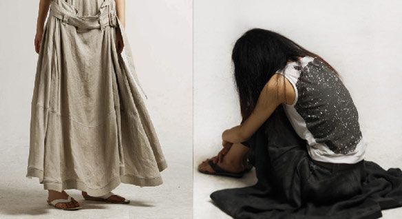 Ma Ke Chinese Avant Garde Fashion Fashion Avant Garde Fashion