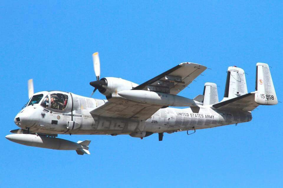 Mohawk OV-1