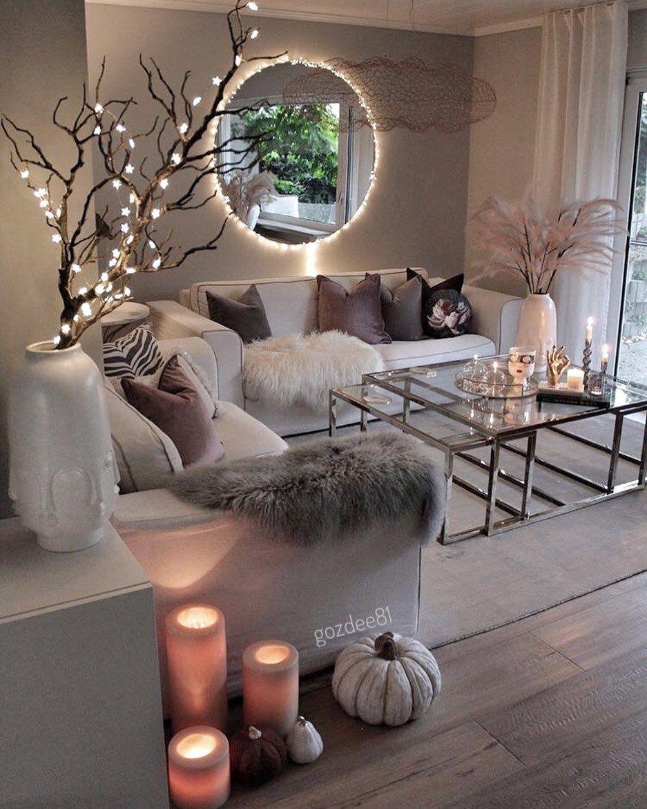 Interior Decor Gozde On Instagram N E W N E W Werbung Advertisement My N Modern Farmhouse Living Room Decor House Interior Decor Home Room Design Inspire me home decor living room gif