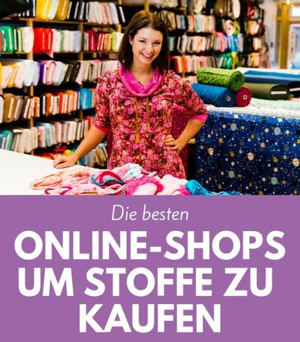 Photo of Stoffe kaufen: In diesen Stoffgeschäften kaufe ich online ein