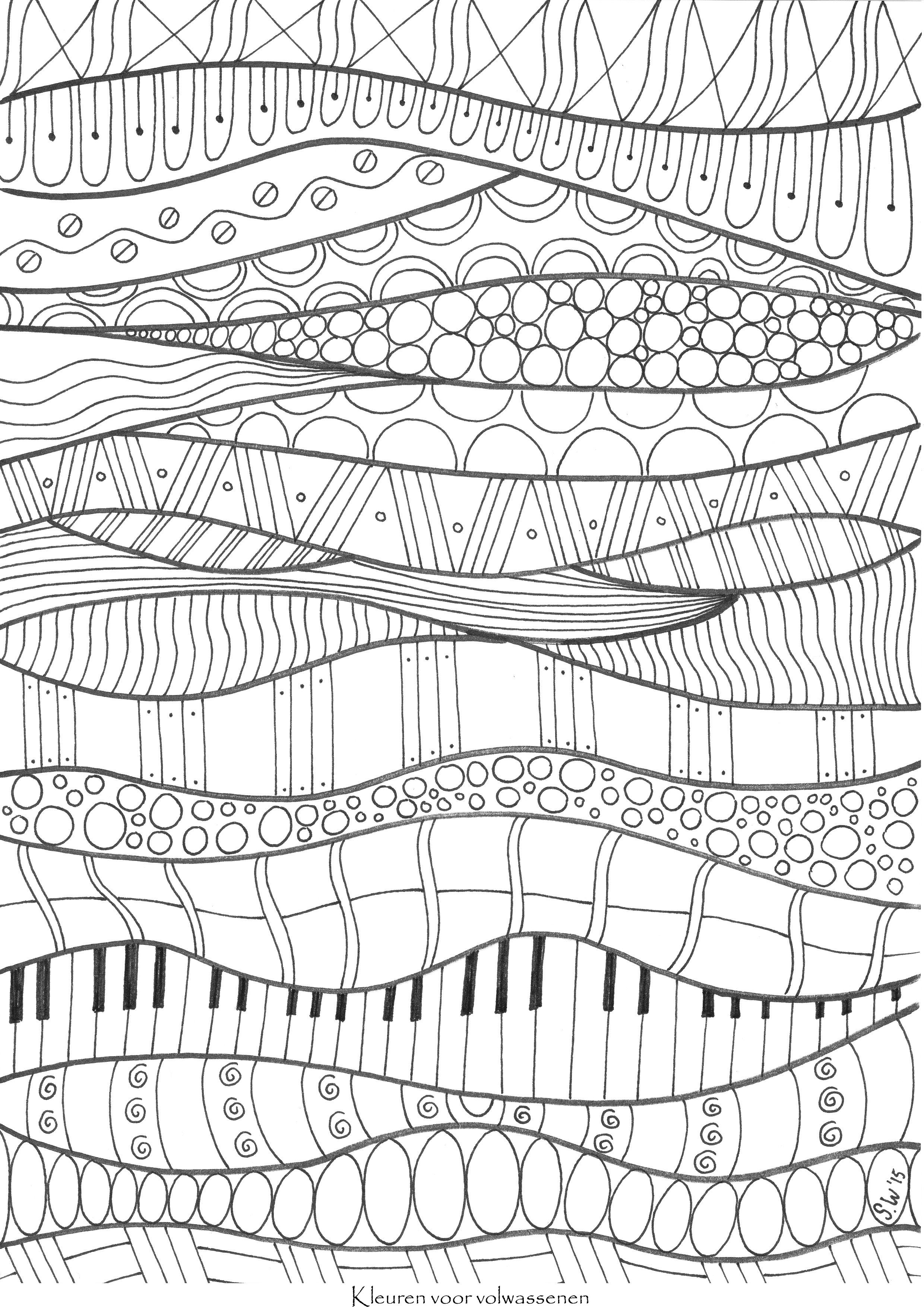 Doodle patterns zentangle coloring book pages sheets also anti stress  hands art adult rh pinterest