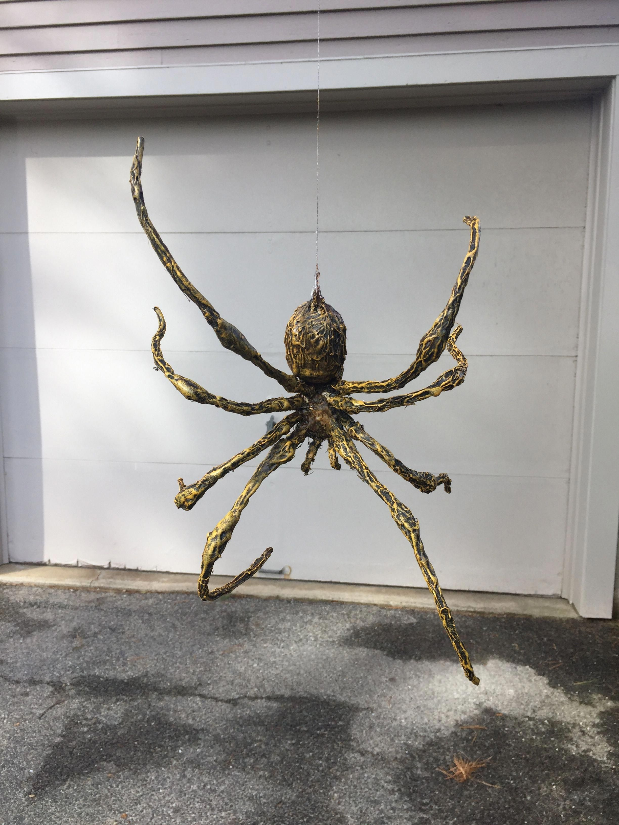 Diy Halloween Spiders