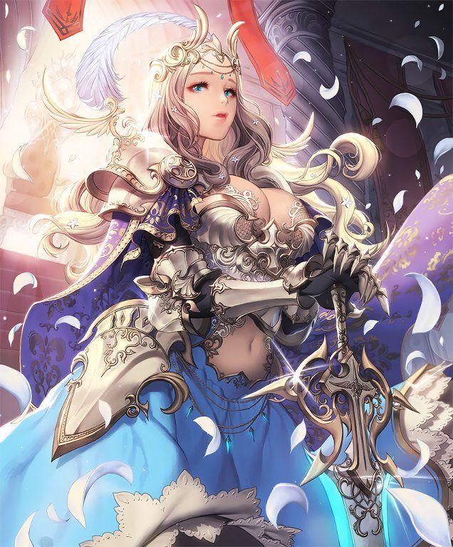 Photo of Card: Shrine Knight Maiden