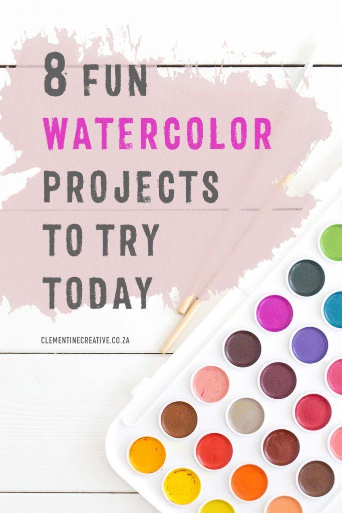 A roundup of 8 amazing free watercolour painting projects and classes by various artists. These watercolor techniques are easy enough for beginners, too. Click here to be taken to the post.