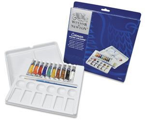 Winsor Newton Cotman Watercolor Pan Sets Watercolor Pans