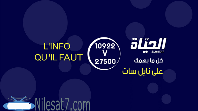 تردد قناة الحياة Tv الجزائرية 2020 El Hayat Tv El Hayat Tv El Hayat Tv Algerie الحياة الجزائرية Movie Posters Tv Info
