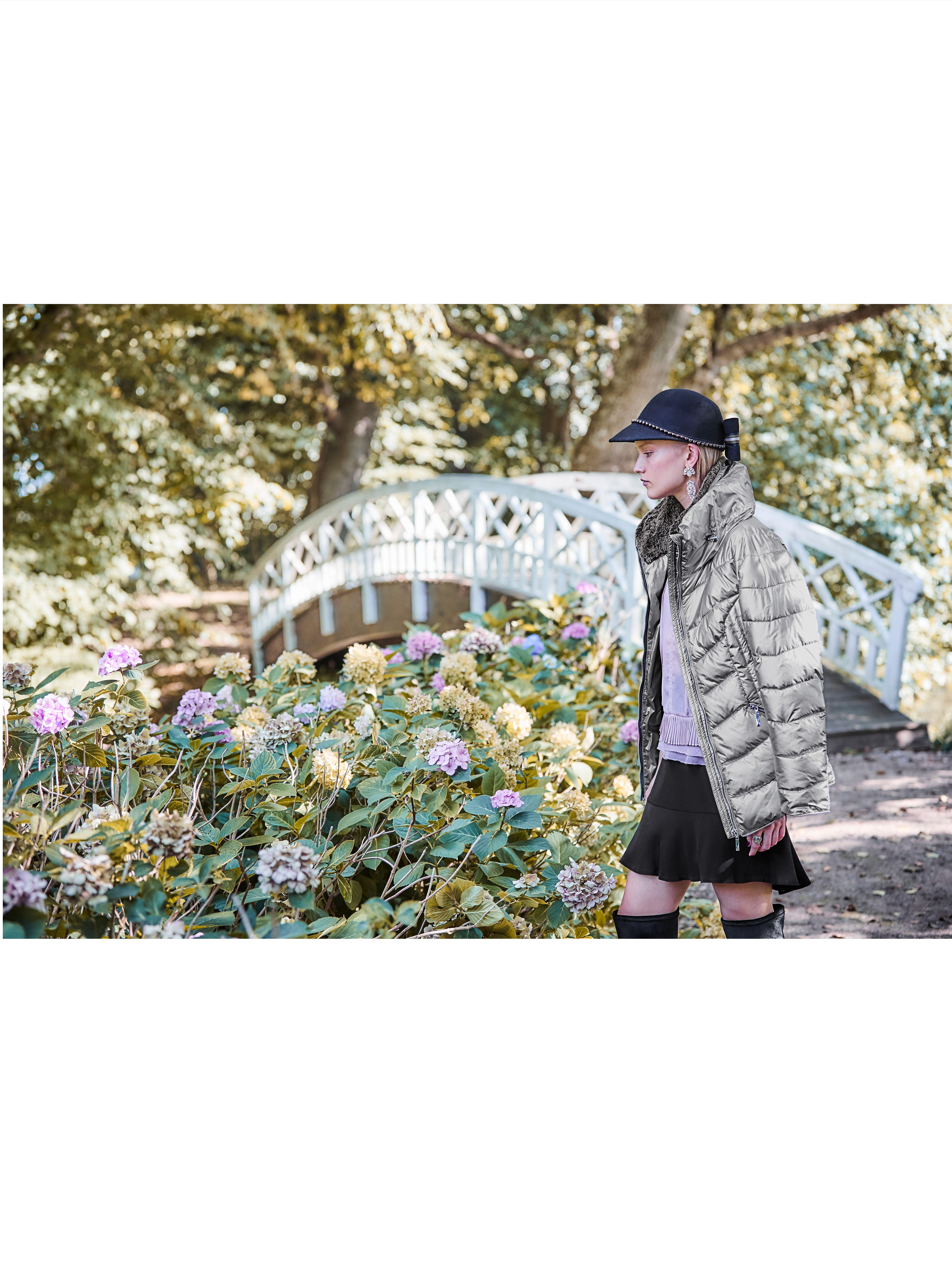 Diese Klassische Jacke Von Cream Unterstreicht Ausgezeichnet Ihre