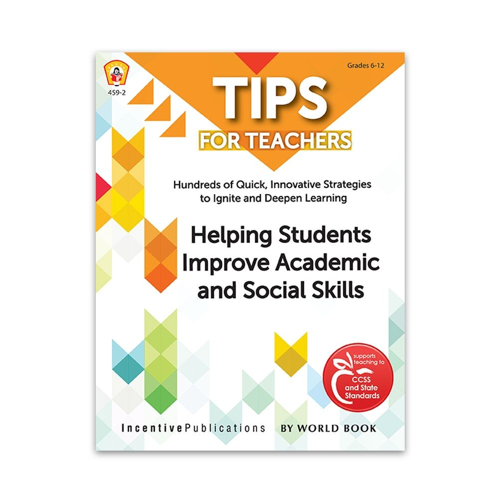 Helping Students Improve Academic and Social Skills: Tips for Teachers | World Book Store
