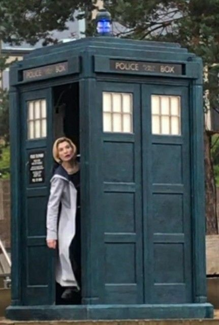 The new Doctor Who also known as Jodie Whittacker is