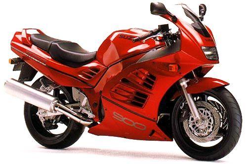 Suzuki Rf 900 R スーパースポーツ スズキ バイク
