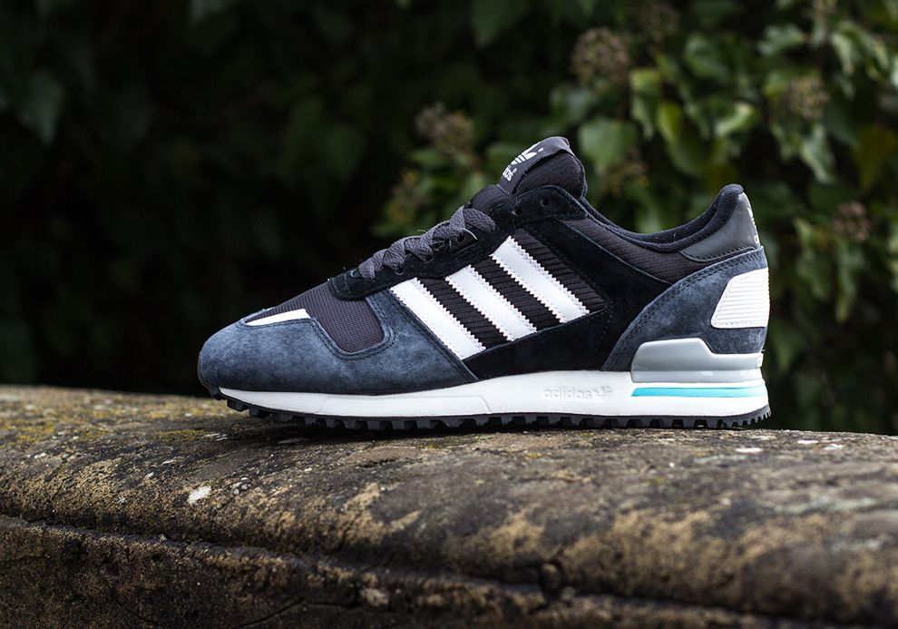 adidas Originals is delivering a new colorway of the ZX 700 at the moment  as part of its spring 2014 collection. The era runner is sculpted in two  type