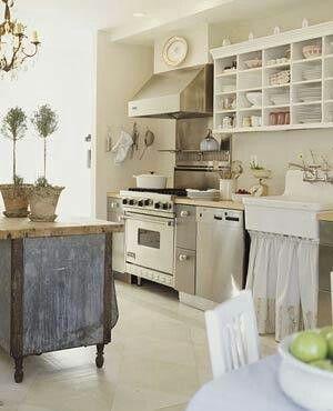 Great kitchen so friendly!