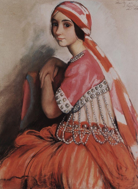 Zinaida Serebryakova