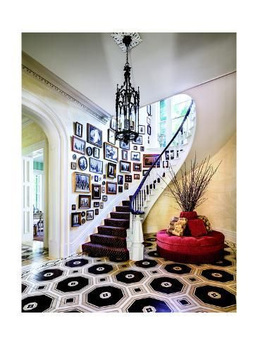 'Architectural Digest' Premium Photographic Print - Frances Scott | Art.com