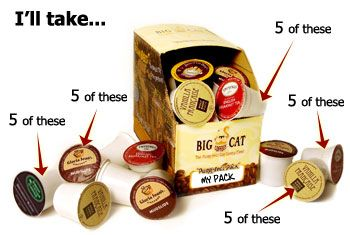 Build your own Purr-fect pack. Great way to try new ...