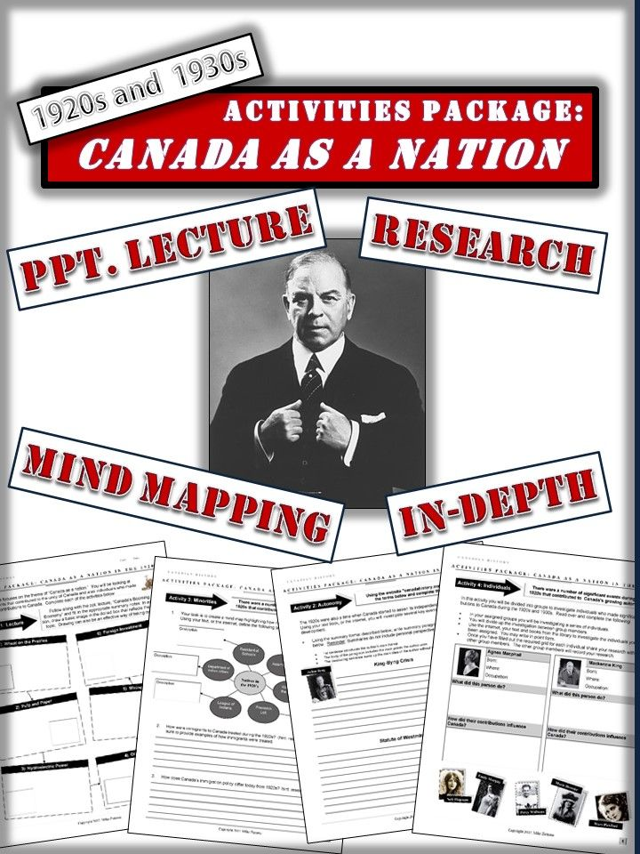 Canadas independence during the 1920s better