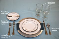 Table Settings | Pinterest | Table settings, Lunch table and Casual ...