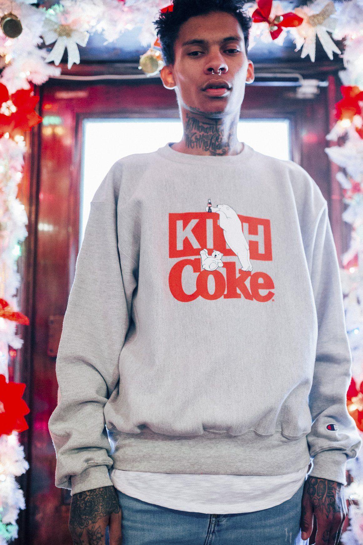 e6226cd322a Lookbook Kith NYC x Coca-Cola