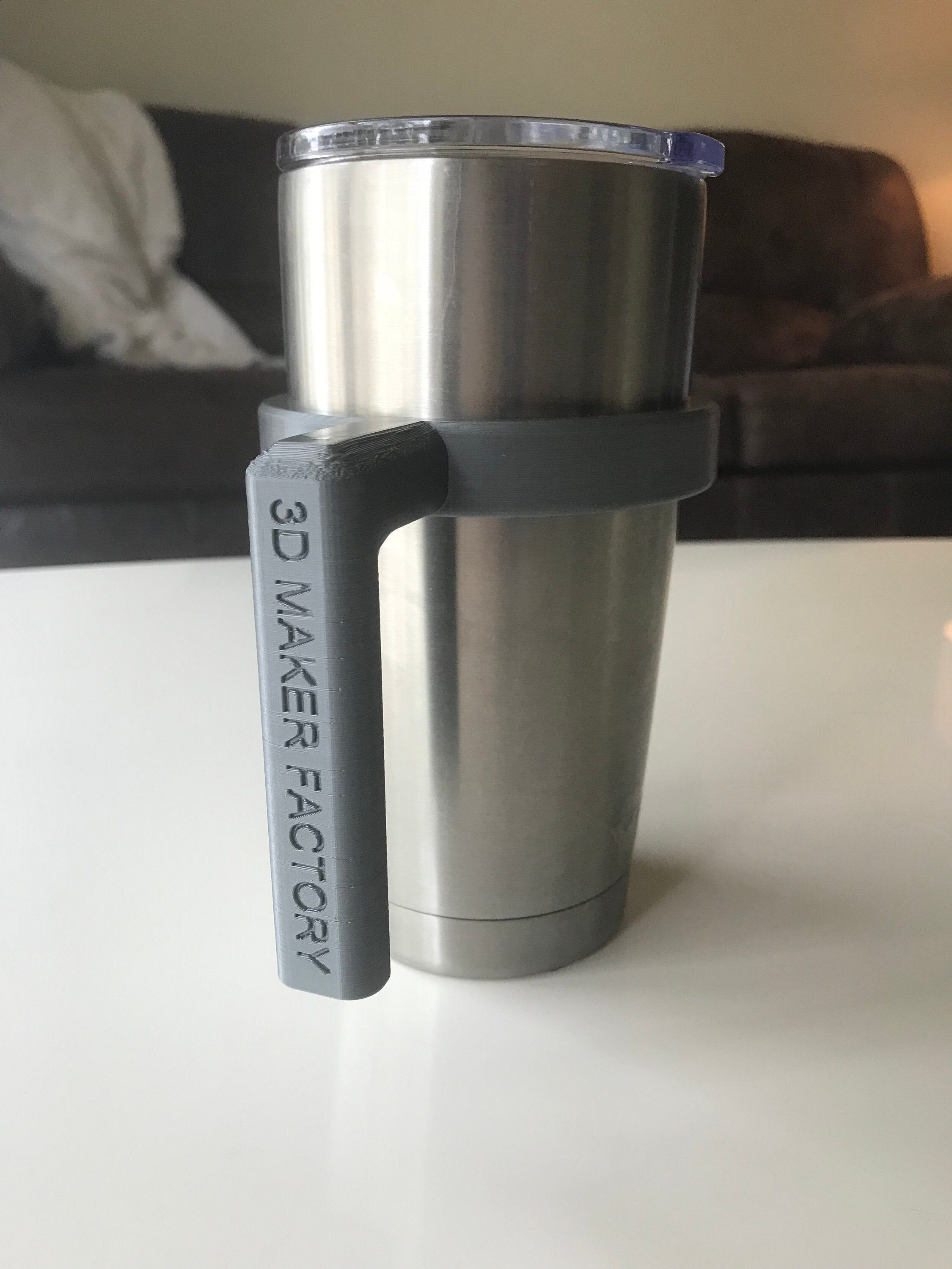 Handle for 20 ounce yeti tumbler by 3dmakerfactory on etsy