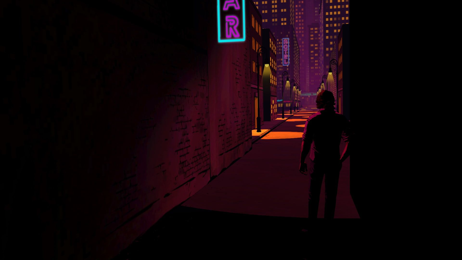 The Wolf Among Us Video Games 1080p Wallpaper Hdwallpaper Desktop The Wolf Among Us Computer Tower Hd Wallpaper