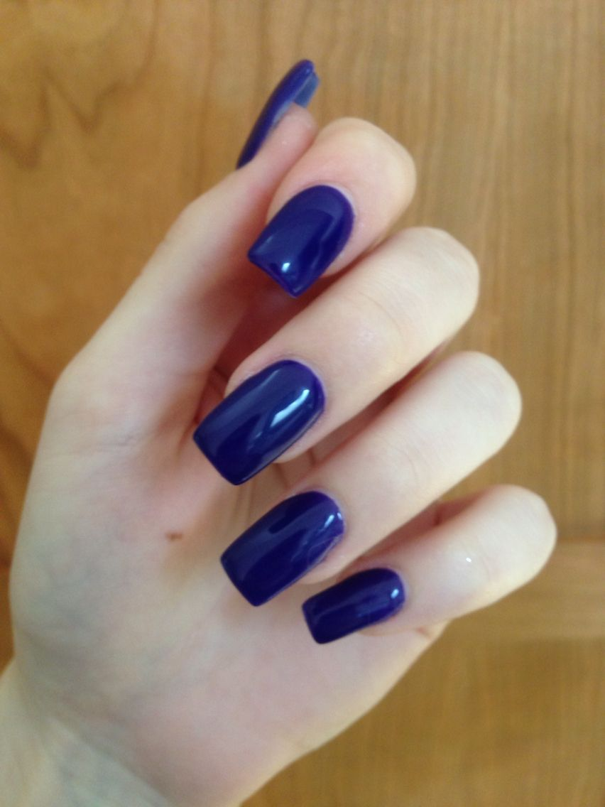 OPI is this color in stock-holm? on #square #acrylics | Nail Designs ...