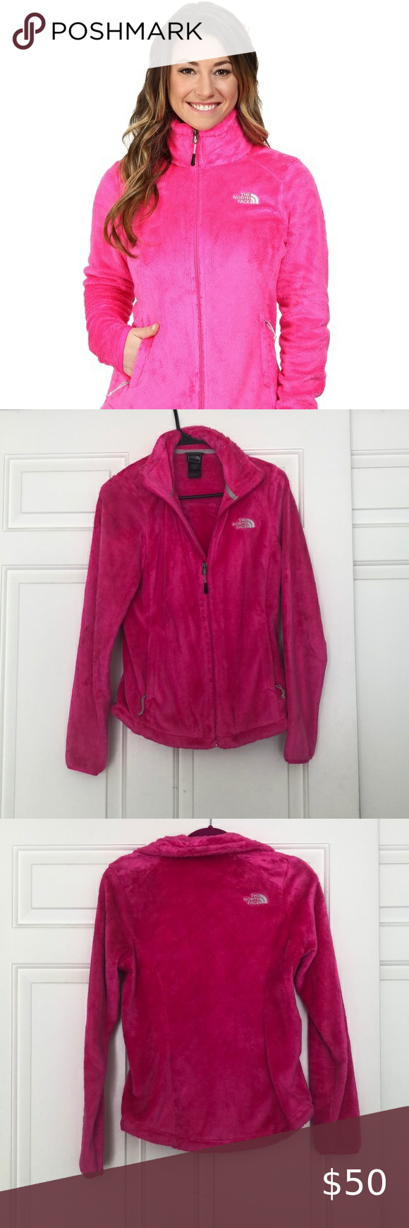 North Face Osito Jacket Hot Pink Clothes Design Jackets Hot Pink [ 1740 x 580 Pixel ]